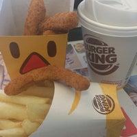 Photo taken at Burger King by Laleh S. on 5/24/2015