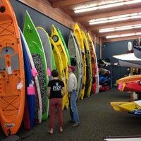 Photo taken at Next Adventure Paddlesports Center by Troy K. on 3/31/2013
