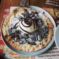 Photo taken at Pizza é Birra by Rhuny D. on 2/7/2013