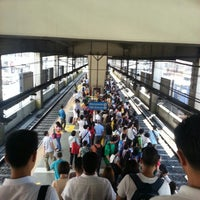 Photo taken at Yellow Line - Taft Avenue Station by Alexis L. on 3/14/2013