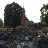 8/11/2014에 Antenna님이 Johannis-Friedhof에서 찍은 사진