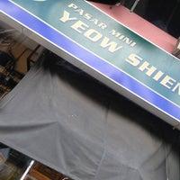 Photo taken at Yeow Shieng Mini Mart by Cik Wan on 6/10/2013