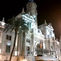 Photo taken at Ajuntament de València by Matías U. on 3/18/2013