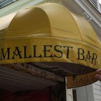 7/21/2017에 Janet W.님이 Smallest Bar에서 찍은 사진