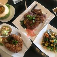 Photo taken at Bon Khao Restaurant by Zi jun L. on 6/17/2018