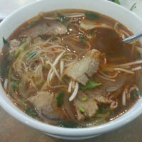 Photo taken at Pho May Noodle Soup by M. H. on 10/18/2012