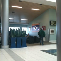 Photo taken at Northwest Florida Beaches International Airport (ECP) by Danielle R. on 11/19/2012