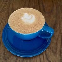 Photo taken at Burly Coffee by Joe M. on 4/28/2015