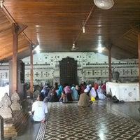 Photo taken at Makam Sunan Gunung Jati by Mr J. on 1/19/2015