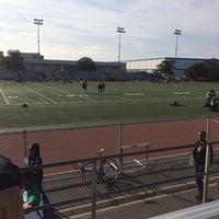 Photo taken at Jackie Robinson Stadium by CreoleTes on 3/15/2014