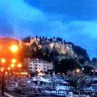 Photo taken at Port de Cassis by Stefan Q. on 4/19/2013