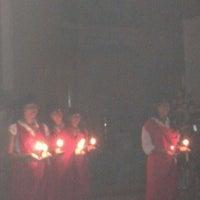 Photo taken at GMIM Nafiri Bitung by Pettra E. on 12/6/2012