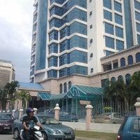 Photo taken at Lembaga Hasil Dalam Negeri (LHDN) by Debbie Mellessa L. on 2/22/2013