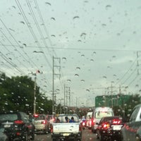 Photo taken at Amata Nakorn Industrial Estate by アン二ャリン on 6/18/2013