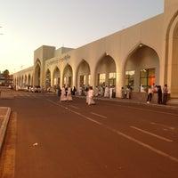 Photo taken at Prince Mohammad Bin Abdulaziz International Airport (MED) by aliefQalief on 5/13/2013