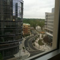 Photo taken at The Westin Arlington Gateway by Crystal B. on 5/18/2013
