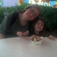 Photo taken at Hop On Pop Ice Cream Shop by Craig E. on 1/21/2013