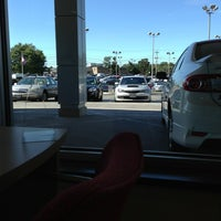 Photo taken at Hoselton Auto Mall by Ryan A. on 9/4/2013