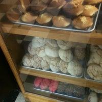 Photo taken at El Salvador Bakery by Allen R. on 5/8/2013