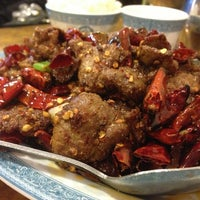 Photo taken at Spicy & Tasty 膳坊 by Spencer K. on 12/21/2012