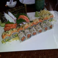 Photo taken at Katana Sushi by Bob S. on 4/2/2013