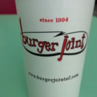 Photo taken at Burger Joint by Dallas S. on 4/14/2013
