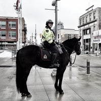 Photo taken at Kitchener City Hall by glenn on 3/12/2013