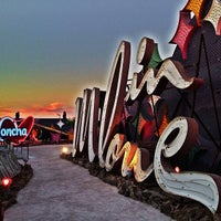 Photo taken at The Neon Museum by glenn on 6/9/2013