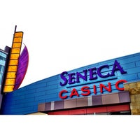 Photo taken at Seneca Buffalo Creek Casino by glenn on 3/8/2014