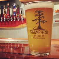 Photo taken at Swamp Head Brewery by Swamp Head on 10/23/2012