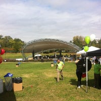 Photo taken at Symphony Park by Chris R. on 10/14/2012
