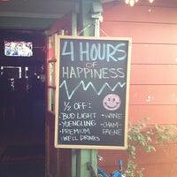 Photo taken at Bougainvillea's Old Florida Tavern by felipe g. on 3/13/2013