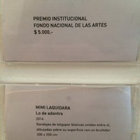 "Photo taken at Museo Municipal de Bellas Artes ""Juan B. Castagnino"" by Luke C. on 2/7/2015"