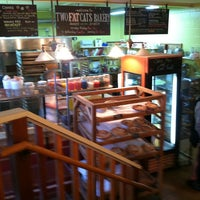 Photo taken at Two Fat Cats Bakery by tammy r. on 12/29/2012