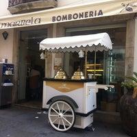 Photo taken at Confeitaria Marbela by Marcelo M. on 8/12/2013