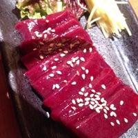 Photo taken at 焼肉たむら 本店(広小路店) by Hiromi K. on 12/19/2012