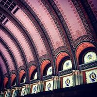 Photo taken at MetroLink - Union Station by Matthew H. on 5/10/2014