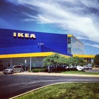 Photo taken at IKEA by Matthew H. on 7/12/2013