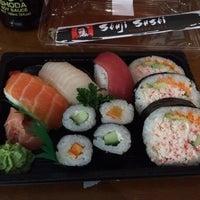 Photo taken at Shuji Sushi by DeDear S. on 2/2/2015