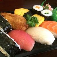 Photo taken at Shuji Sushi by DeDear S. on 3/25/2015