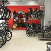 Photo taken at Transvision Bike Roma by Roberto Z. on 5/4/2014