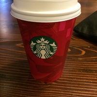 Photo taken at Starbucks by Rosie N. on 12/17/2014