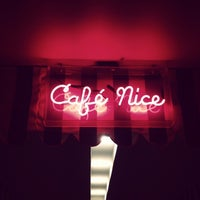 Photo taken at Café Nice by Quinn C. on 8/15/2014