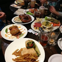 Photo taken at Sunriver Brewing Company by Cara E. on 9/2/2013