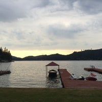 Photo taken at Summit Lake by Cara E. on 7/14/2014