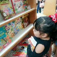 Photo taken at Gramedia by Yenie A. on 2/5/2017