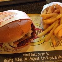 Photo taken at Fatburger by Kris M. on 5/10/2014