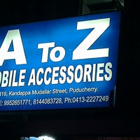 Photo taken at A to Z Mobile Accessories by Vijay P. on 3/6/2013