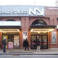 Photo taken at New World Stages by Kelly M. on 2/19/2013