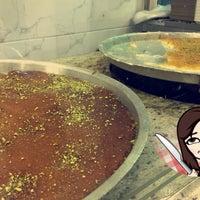 Photo taken at كنافة حبيبه by dalal b. on 11/4/2017